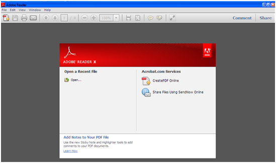 how to open eps files in adobe reader